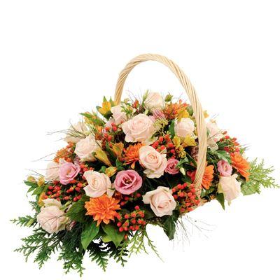 Corbeille de fleurs - bebloom