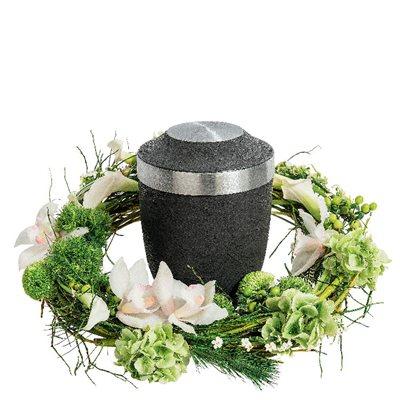 Couronne pour urne - bebloom