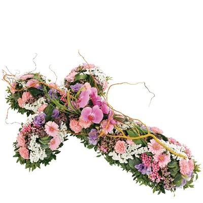 Croix funéraire - bebloom