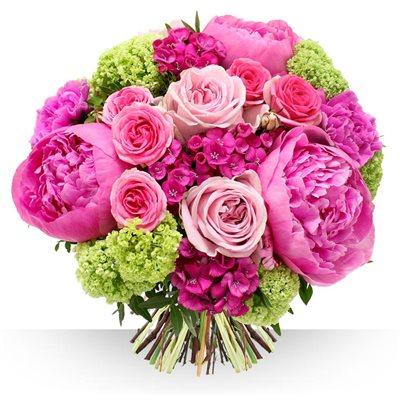 fête des mères - livraison de fleurs