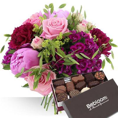Maman et chocolats - bebloom