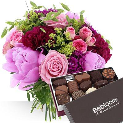 Maman et chocolats XL - bebloom