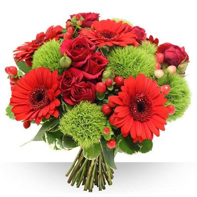 Livraison de fleurs par le fleuriste bebloom for Livraison de fleurs