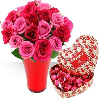 Fleurs homme saint valentin for Offrir des fleurs par internet