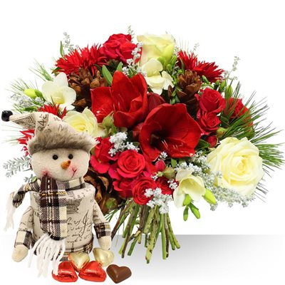 Livraison de fleurs avec le fleuriste for Les beaux bouquets de fleurs