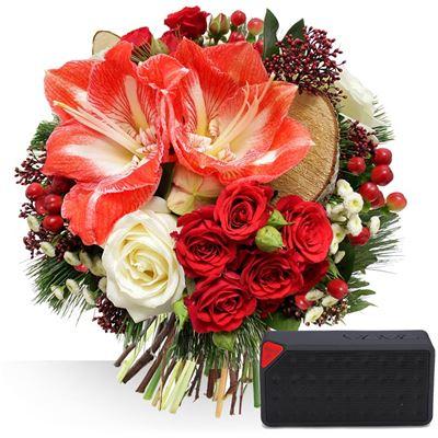 cadeaux noël - fleurs et idées originales pour les fêtes