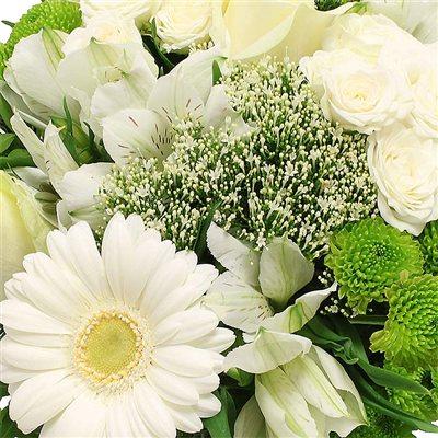 Livraison de fleurs avec le fleuriste for Prix bouquet de fleurs
