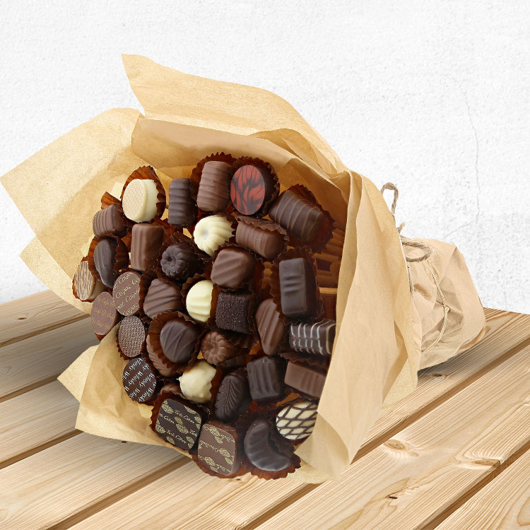 Bouquet de Chocolats XL