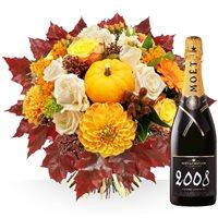 Automne et Champagne XL
