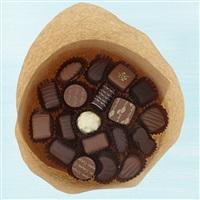 Fleuriste gourmand : Bouquet de chocolats - bebloom