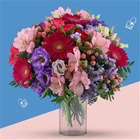 Fresh Parme XL et son vase - bebloom