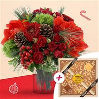 Merry Christmas XXL et son chocolat à casser - bebloom