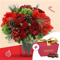 Merry Christmas XXL et ses amandines - bebloom