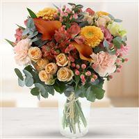 Sweet Winter XL et son vase - bebloom