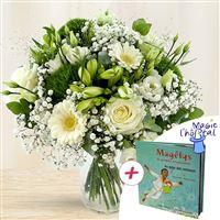 Image White Miracle XL et son livre Magie à lhôpital par Bebloom